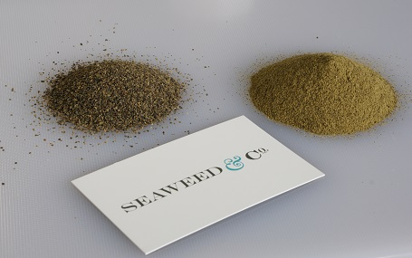 Seaweed  Co.s Fine and Medium Granules